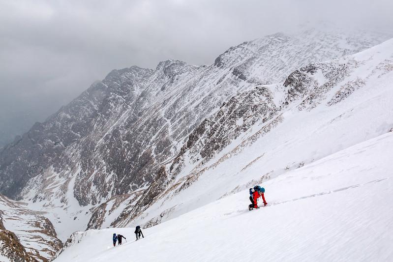Marius Radu, Valea Morarului, Bucegi