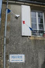 Dans les rues de Montenoison (Nièvre) - Photo of Saint-Révérien