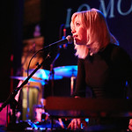 Mon, 06/11/2017 - 10:56am - Lo Moon performs at Rough Trade in Brooklyn, 11/6/17. Photo by Gus Philippas/WFUV