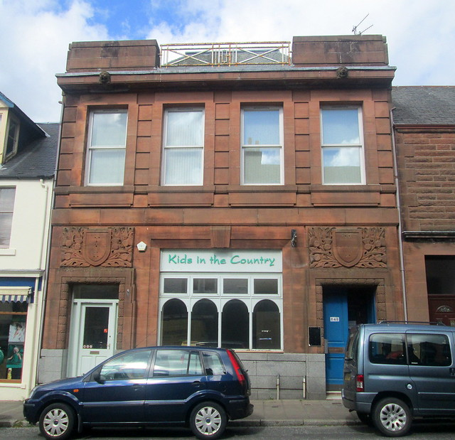 Former Bank, Castle Douglas
