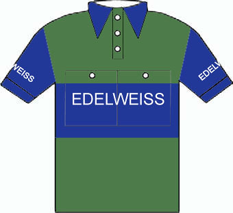 Edelweiss - Giro d'Italia 1949