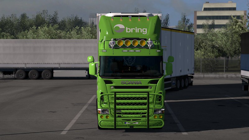 Tandem addon for RJL Scania rs&r4 by Kast 27 03 19 SCS Software