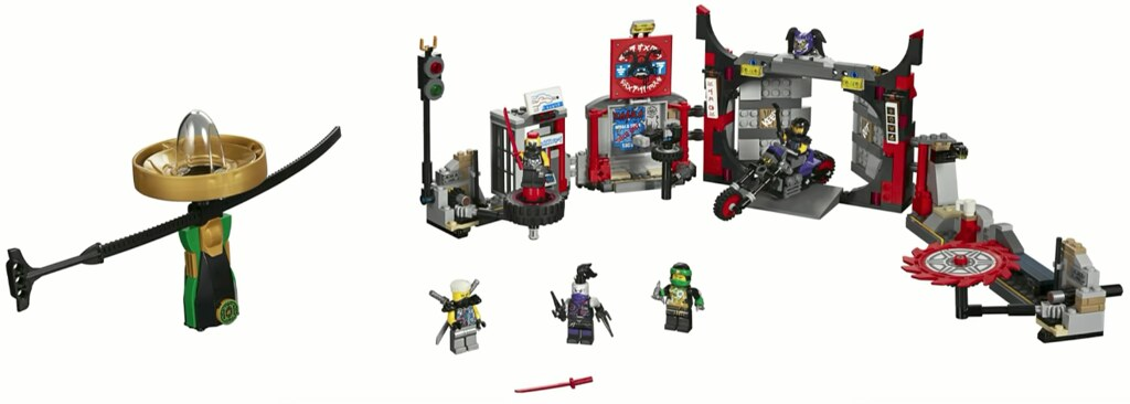 lego ninjago 2018 sets official images bricksamurai. Black Bedroom Furniture Sets. Home Design Ideas