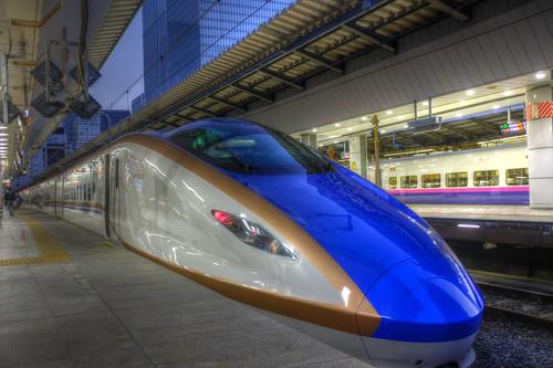 at Tokyo Station EXP KAGAYAKI 19-11-2017 (4)