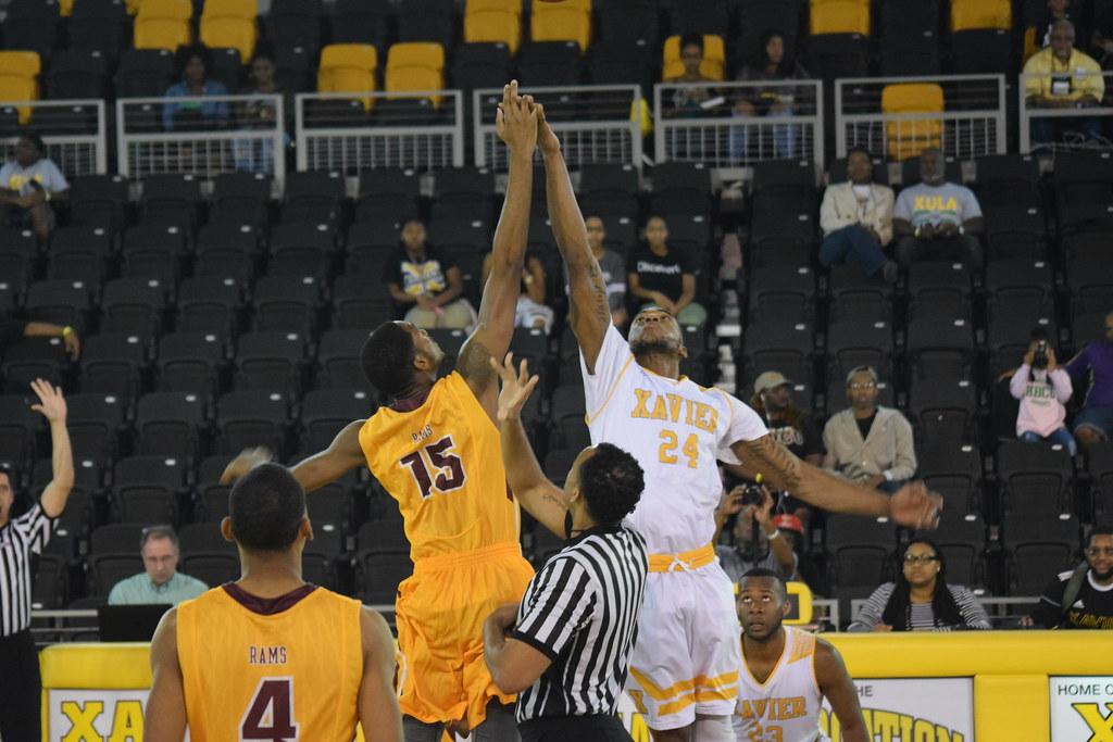 Xu Homecoming 17': Basketball Game