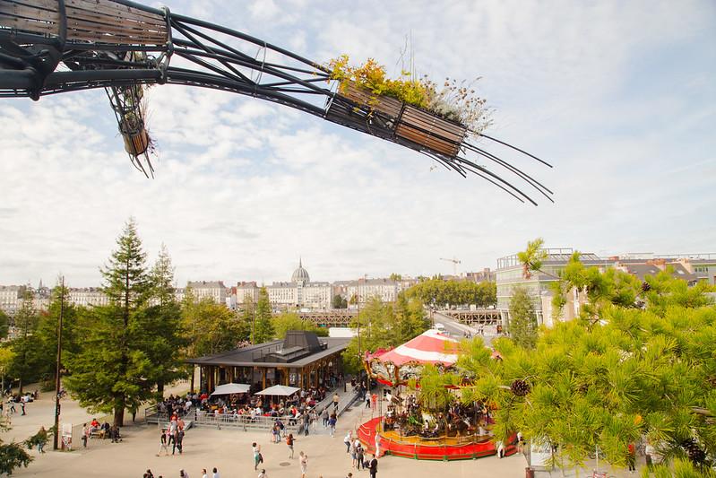 Les Machines de l'île, Nantes