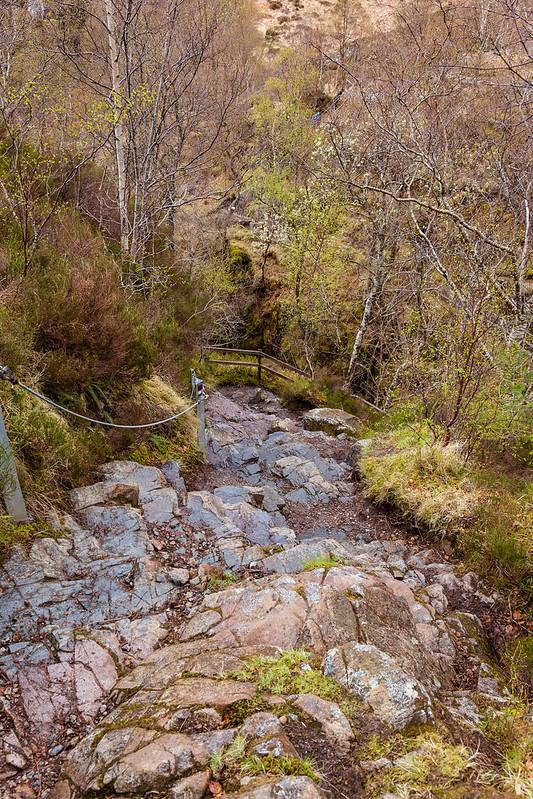 Lost Valley - Glen Coe - Scotland 2017