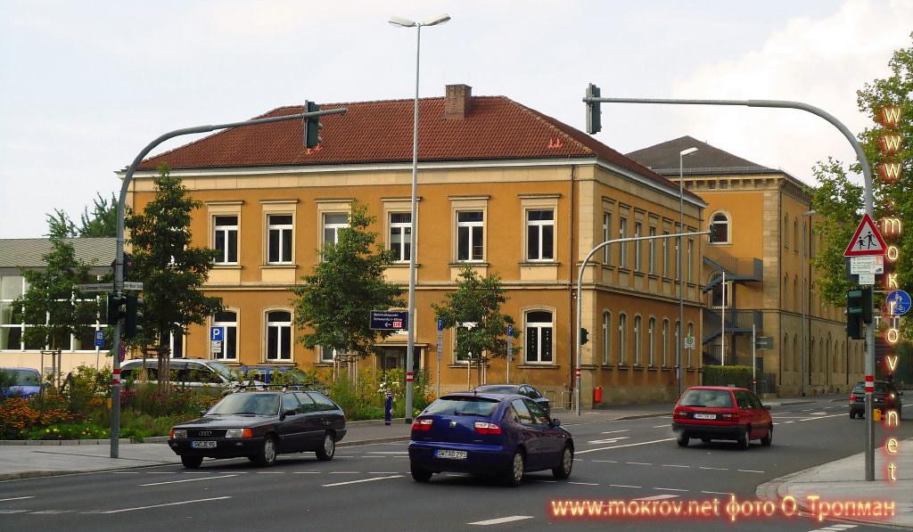 Швайнфурт фотозарисовки