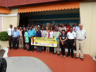 Regional Ethics Committee Antigua, 2015