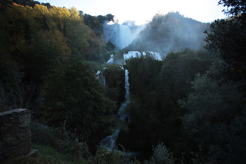 Una gita alla cascata delle Marmore