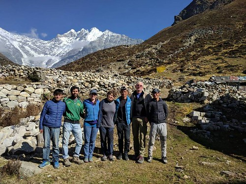 2017 Nepal Volunteers