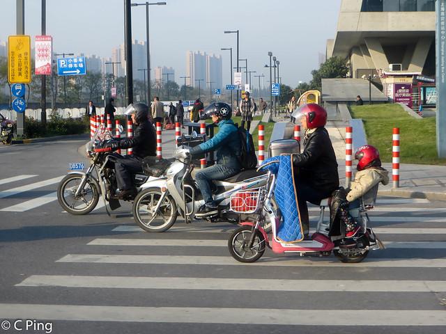 Shanghai Biker Gang