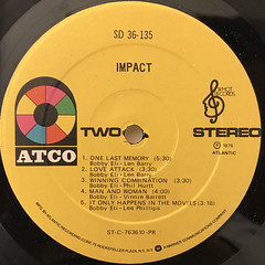 IMPACT:IMPACT(LABEL SIDE-B)