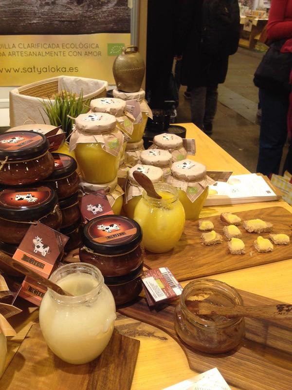 Margarina ecológicas sin grasas hidrogenadas
