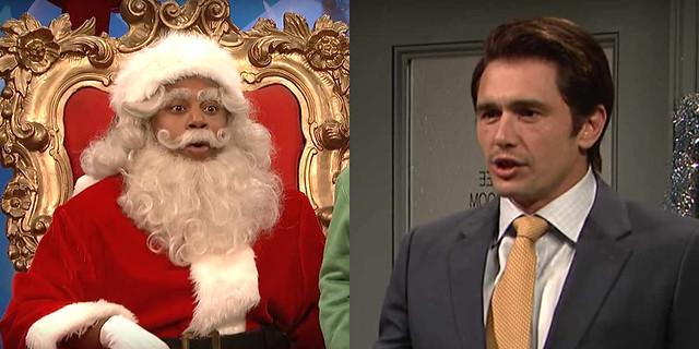 James Franco and SNL Tackle #Sexual #Harassment and Alum Al Franken