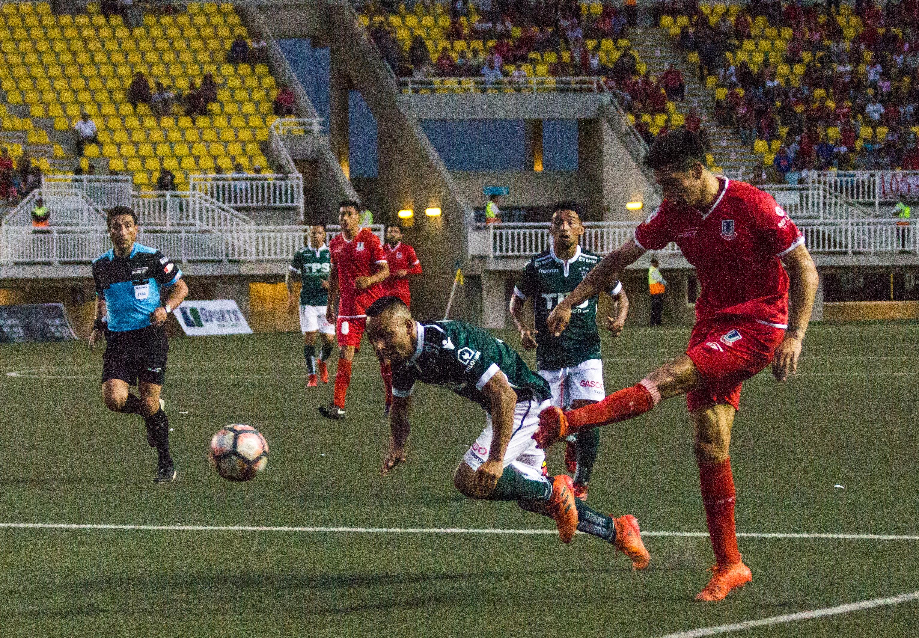 Unión La Calera 0-1 Santiago Wanderers