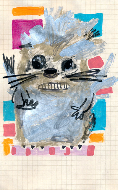 Sketchbook #109