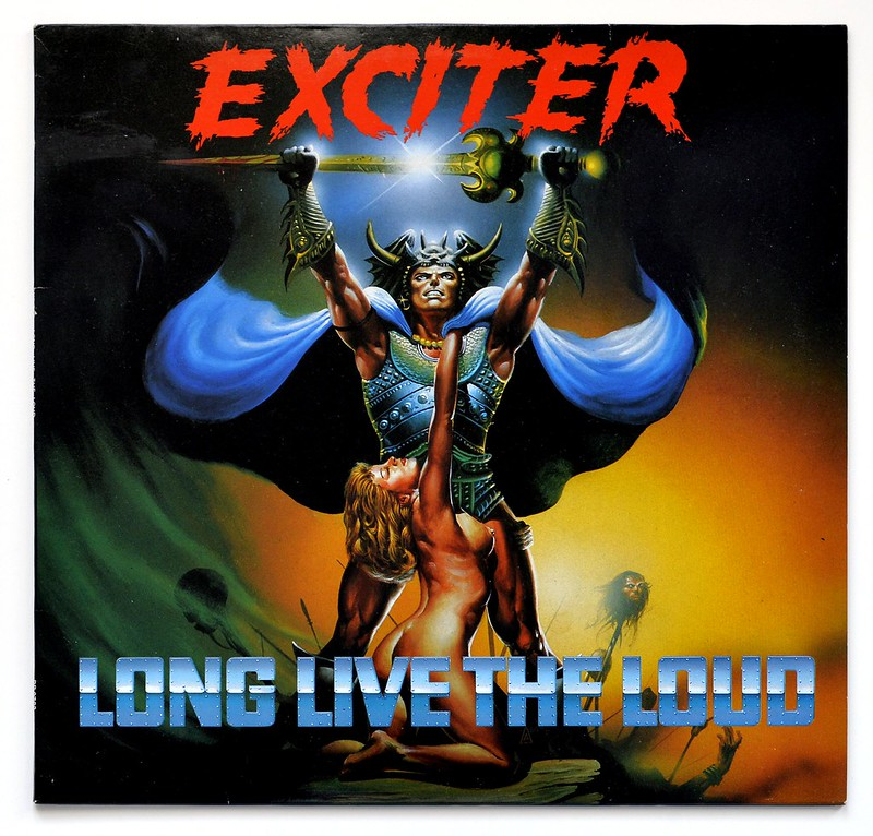 A0472 EXCITER Long live the loud