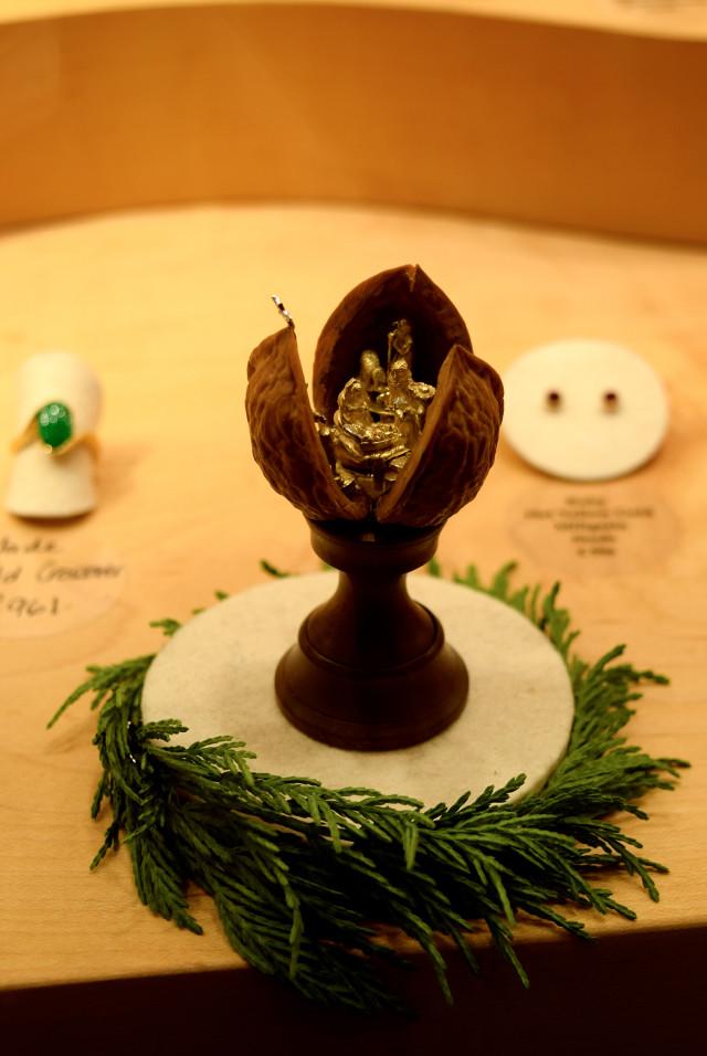 Ortwin Thyssen Christmas Walnut, Canterbury #christmas