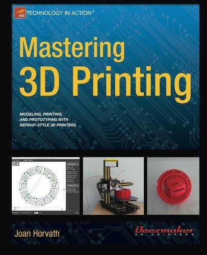 PDF] FREE Mastering 3D Printing (Technology in Action) FU