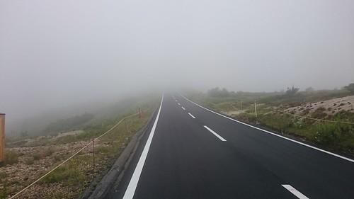 渋へ向かう。この天気が北関東班。