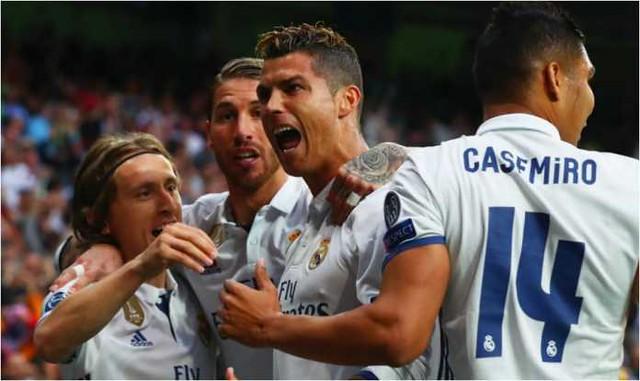 Real Madrid Hilang Tiga Bek, Begini Susunan Pemain Tersisa