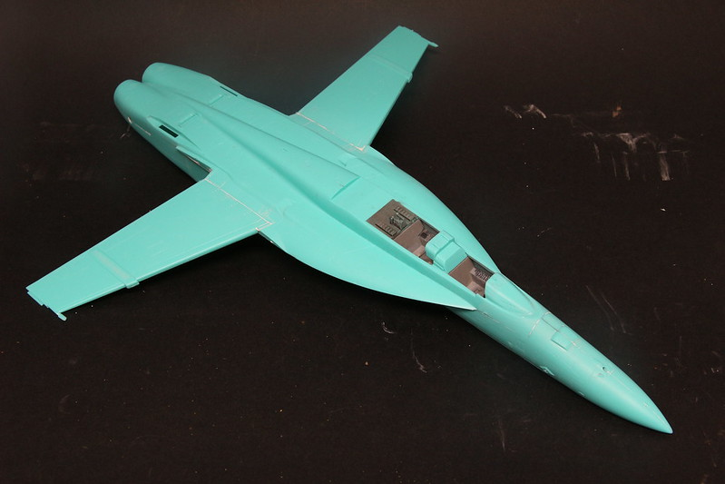 """Montage du F/A-18F """"The Idolmaster"""",  1/48 24195105737_becd5ea518_c"""
