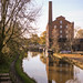 Hovis Mill and marina, Macclesfield