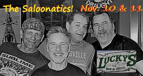 The Saloonatics 11-10, 11-11-17