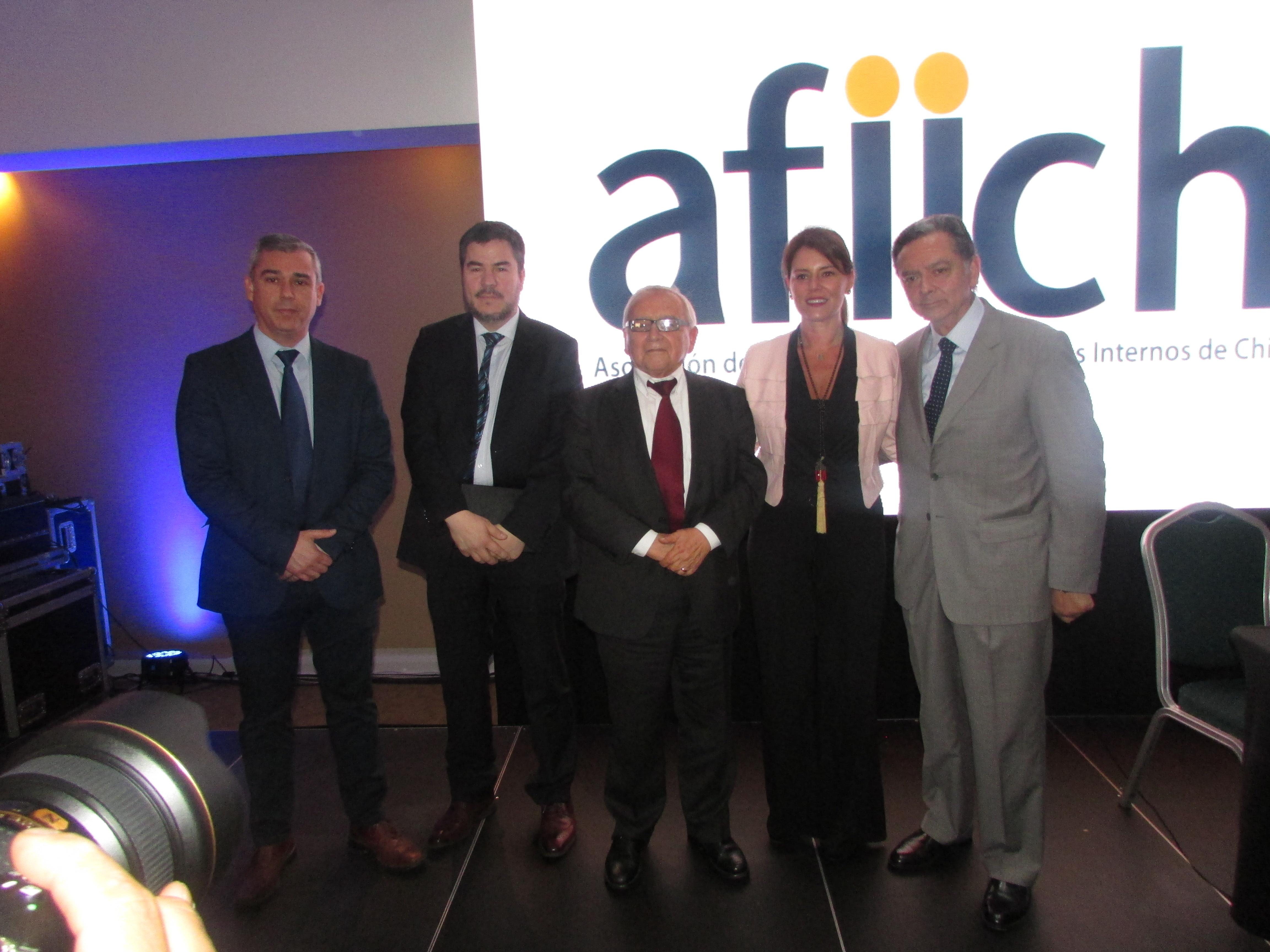 """Exitoso seminario AFIICH sobre """"El sistema tributario que requiere Chile para las próximas décadas"""" - 10 Noviembre 2017"""