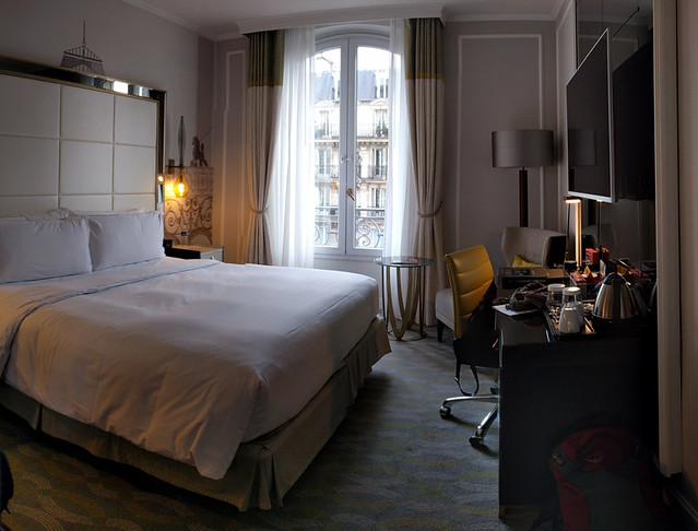 our room @ Hilton Opera