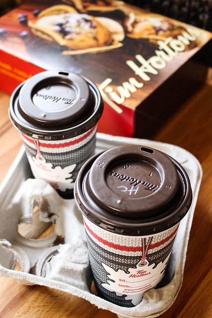 Tim Hortons' 2017 Holiday Treats