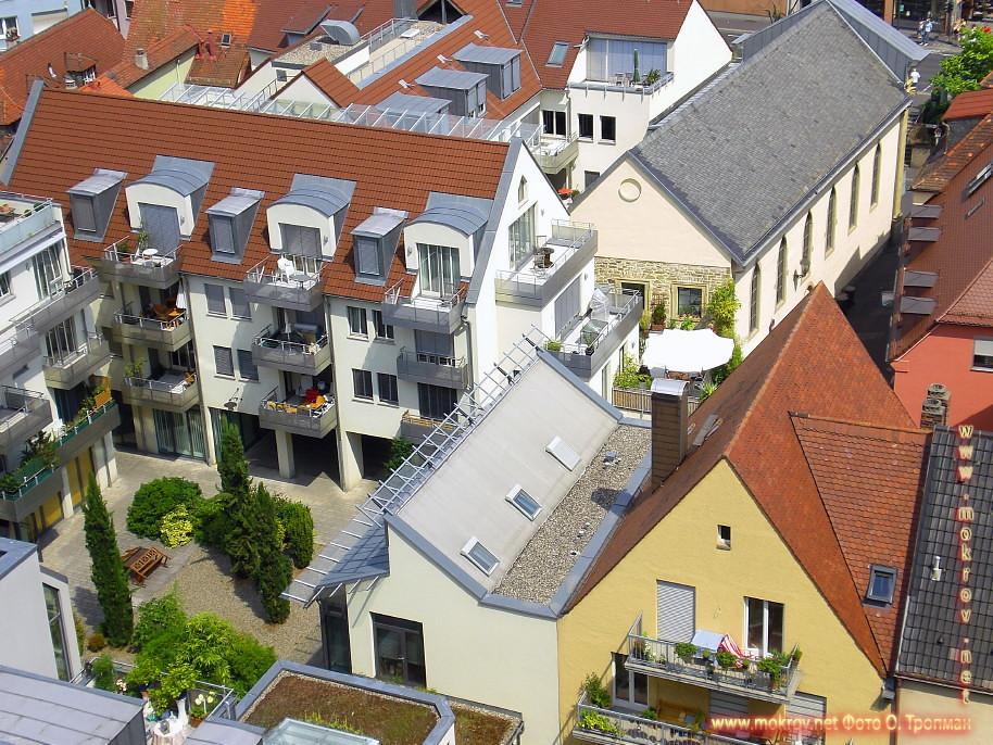 Город Вюрцбург фото