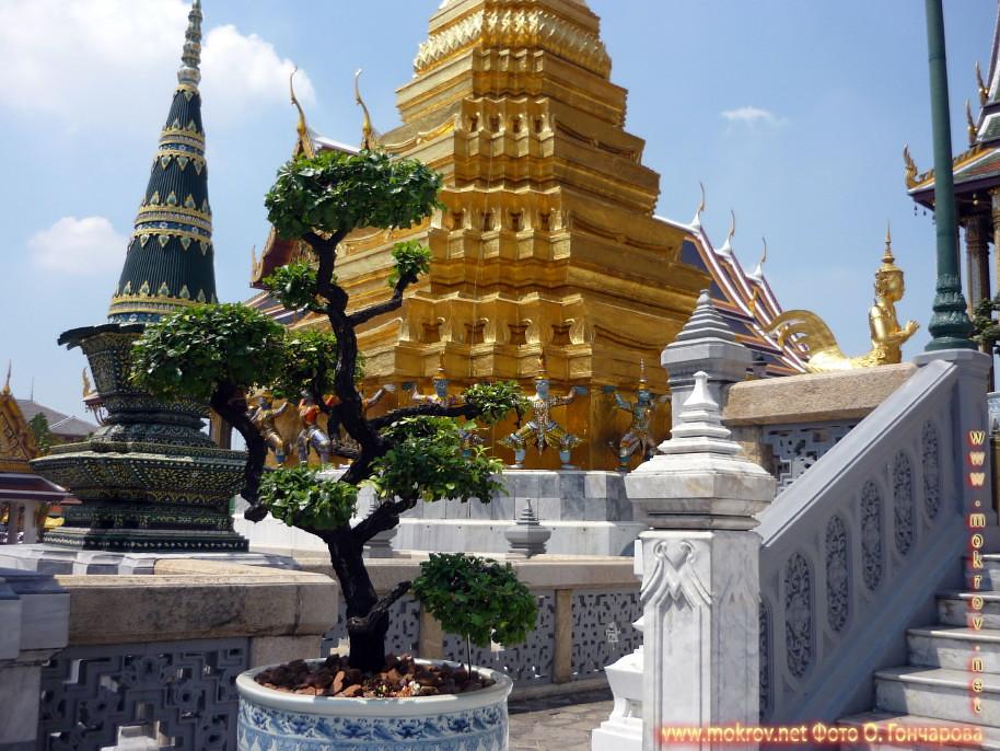 Дворец Будды  в Таиланде фото