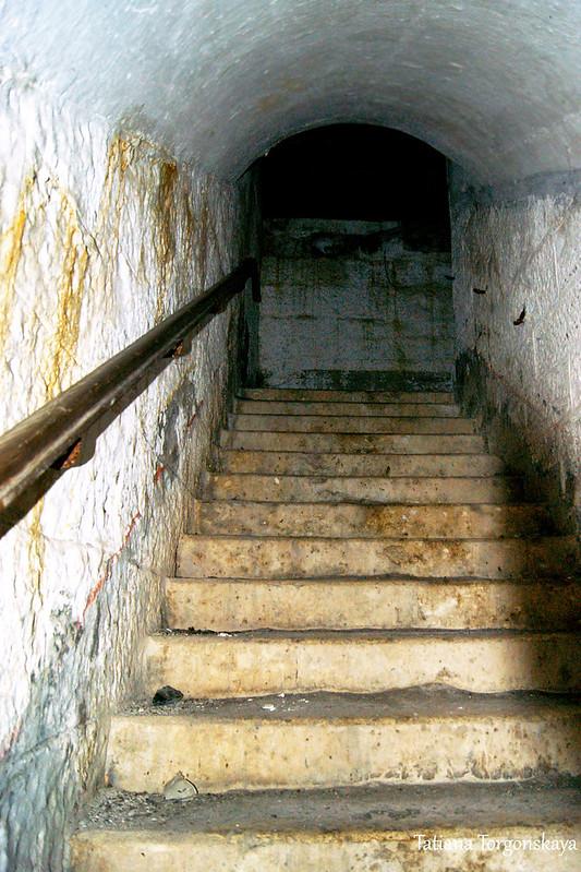 Лестница на 3 уровень