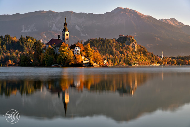 Slovenia - Bled Island in Lake Bled