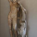 Statua di Apollo Citaredo (117-138 dC.) - Musei Capitolini Roma - https://www.flickr.com/people/94185526@N04/
