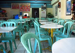 Typical eatery in Bukidnon