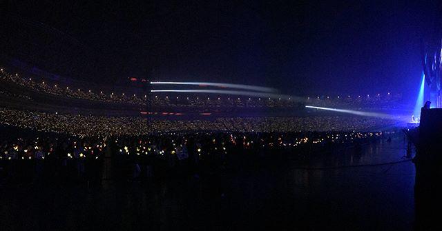 [Instagram] Jaeho Choi (tiger_jae_ho) Nagoya Dome#나고야돔#bigbang#돔투어#라스트댄스#빅뱅#lastdance#우주 안에 있는 기분#오늘도 내일도  최고 2017-12-02