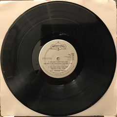 B.T.(BRENDA TAYLOR):YOU CAN'T HAVE YOUR CAKE AND EAT IT TOO(RECORD SIDE-B)