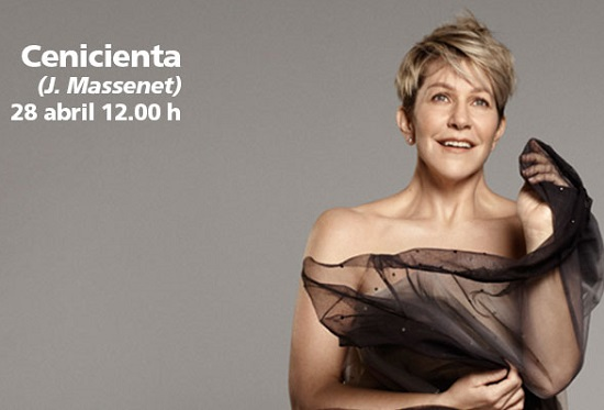 #DateAlaFuga #Cortesías / Cenicienta (J. Massenet) / Teatro Diana.