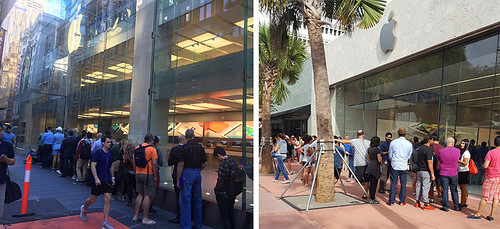 iPhone SE Launch Day Overshadowed by Tesla Model 3