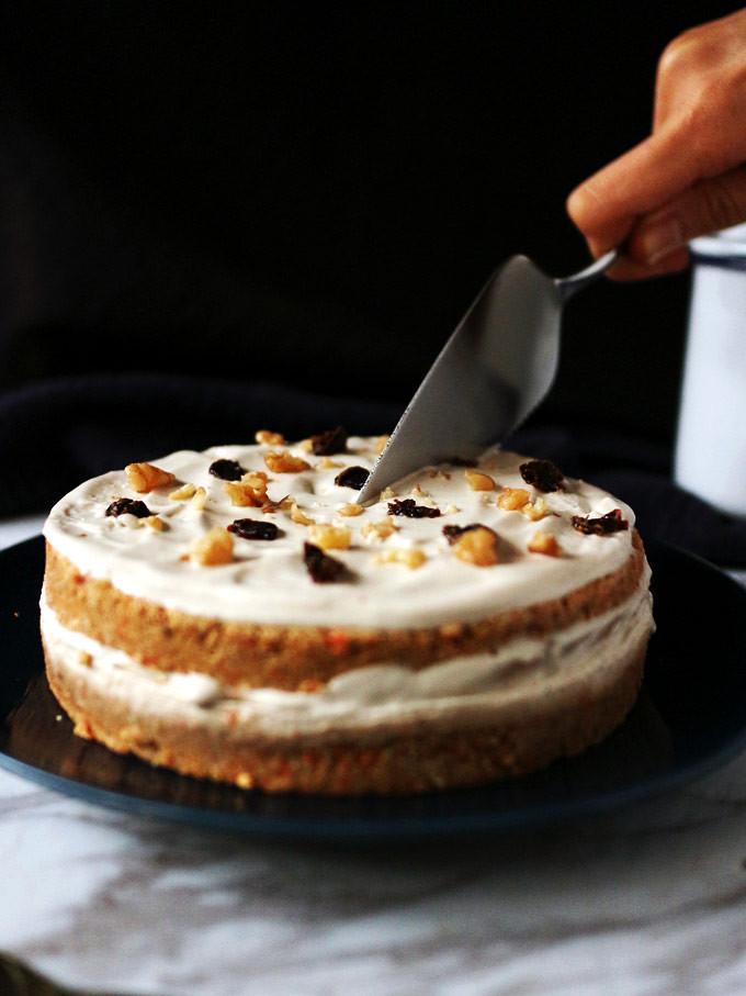 全素免烤紅蘿蔔蛋糕 vegan-no-bake-carrot-cake (5)