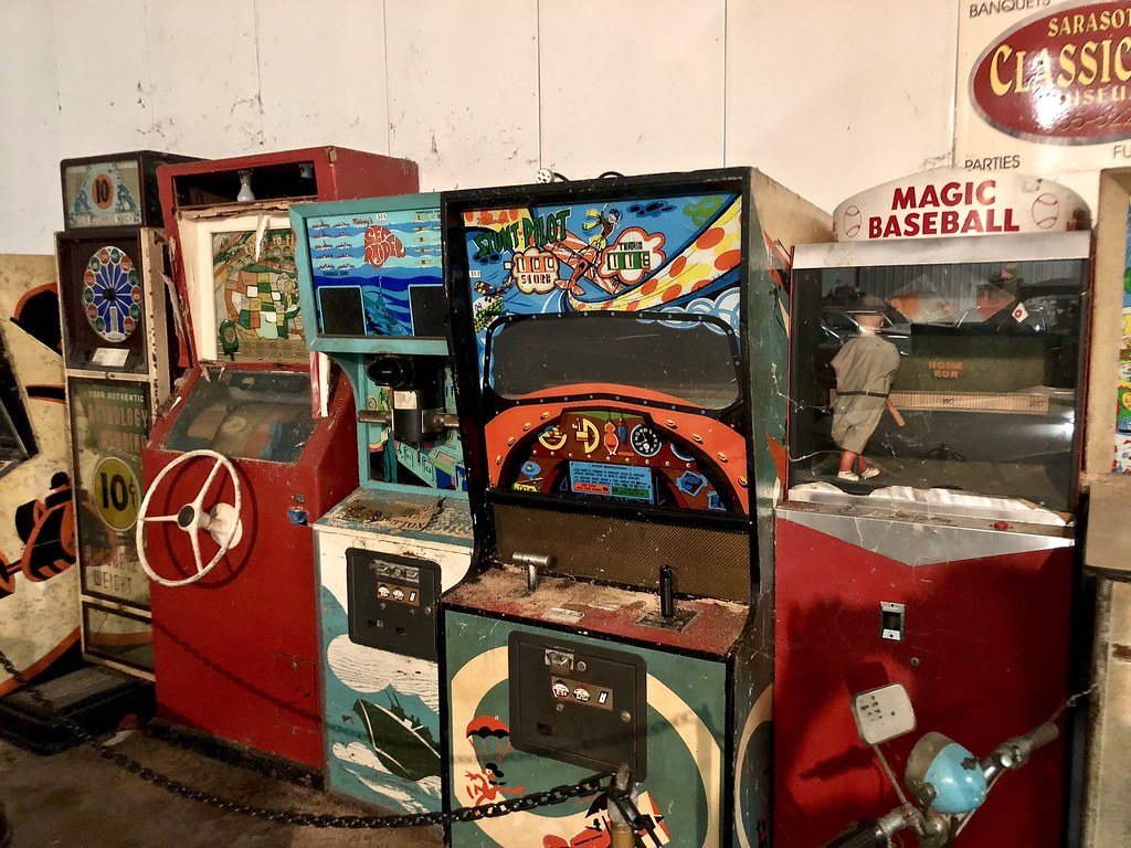 Игровые автоматы Америки