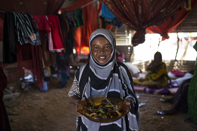 Fish processing - Somalia