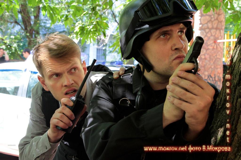 Актер Степан Рожнов в телесериале «Карпов. Сезон третий».