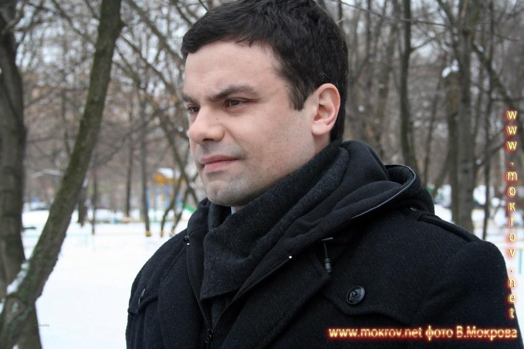 Актер Алексей Фадеев  В телесериале «Страна 03».