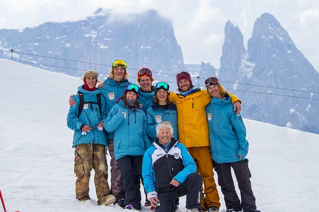 Cia 2017 Alpe di siusi