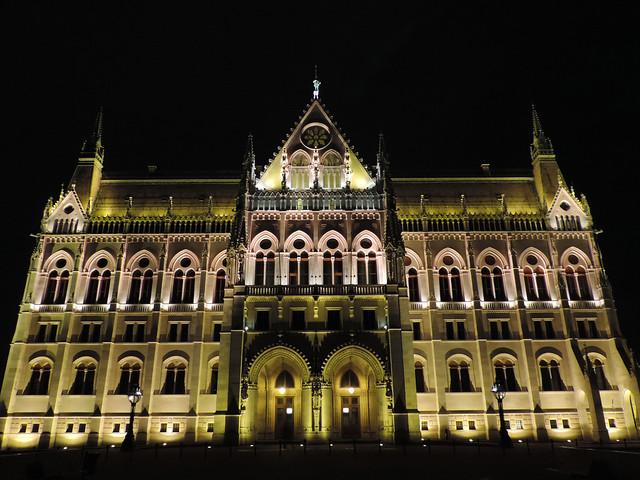 Parliament, Budapest