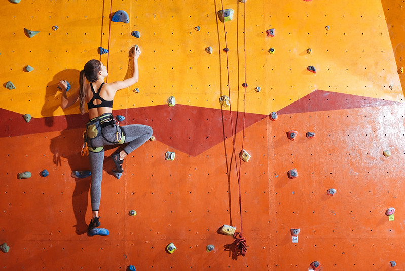 Indoor Climbing Portugal Sport & Adventure